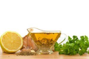 Alino limon y chia